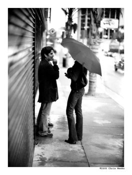 talking to the girl... by cweeks