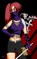 Professional Ninja - Raze by Chromius