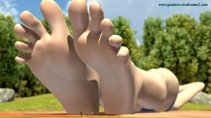 Giantess Erodreams2 - Preview - ADITP 01 by ilayhu2