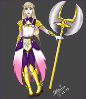 Evelyn Redesign 1.0 by Vandalaire
