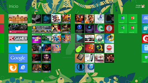 (WIP) Windows 8 Custom Tiles (Software and Games) by superreddevil