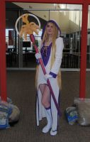 White Mage Repunzel by AutoBubbs