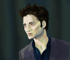 Edward from Twilight by pookstar