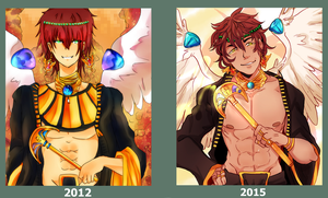 2015 redraw by Promsien