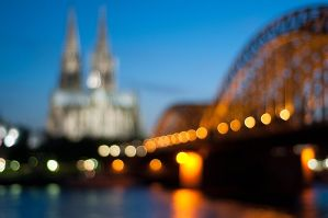 bokeh de cologne. by Blubdi-Photography