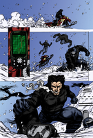 Wolverine Page 2 by Blackmoonrose13