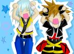 Dancin Riku and Sora by Nobody-alchemist