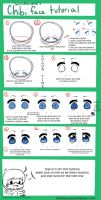 Chibi Eyes/Color  Tutorial by tomoharume