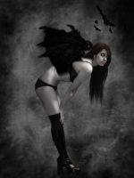The Succubus by Daughter-of-Hecate