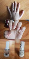 Euphoria's Strong, Healthy Nail Tutorial by Xelhestiel