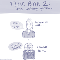 Book 2: The Waiting Game by annogueras