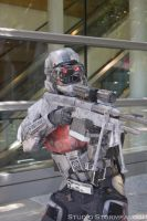 UNCS Sniper by Stormfalcon
