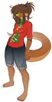 Festive Otterloo by hootaloo