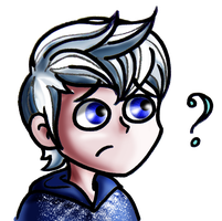 Jack Frost confused plz account by chillydragon