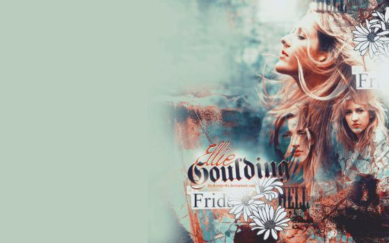Ellie Goulding - Bright Lights - Wallpaper by only-thi