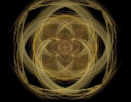 King Midas' Spirograph by copperphoenix