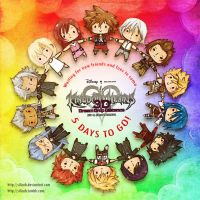 KH3DS Day5 countdown by SiliceB