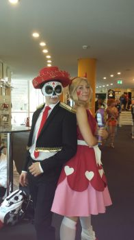 star and marco cosplay by star-destiny