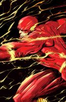 The Flash by FrancescoIaquinta