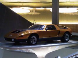 1970 M-B C 111 by ShawnSPeters