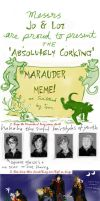 Marauder Meme by TomScribble