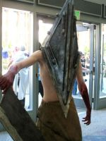 Pyramid Head Cosplay 05 by Dark-Felix