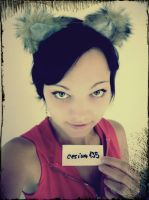 Fansign - cesium135 by Esarina