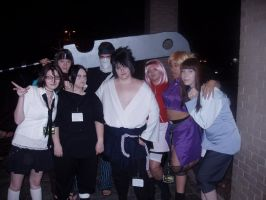 A2F Spring 2012 Naruto Group by KittyChanBB