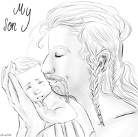 'My son' by Isram