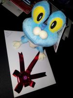 Birthday Gift Fo' My Sis! See You Froakie! by XVeeLicious