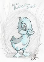 Lil duckling from Bambi 2 by kanderson137