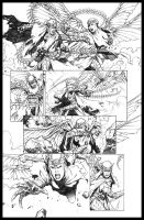 Witchblade Pencil Page 7 by AdmiraWijaya