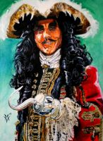 Capt. Hook by Goassmer