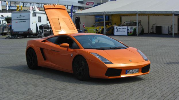 Lamborghini Gallardo by SWAT316