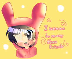 Wanna Be More Than Friends by Bunni-Hat