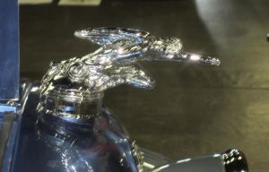 27 Studebaker hood ornament by zypherion