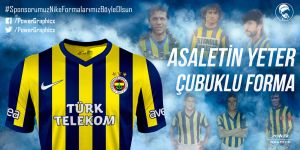 Asaletin Yeter Cubuklu Forma by Power-Graphic