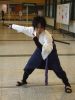 Animethon 14 - Sasuke Uchiha by Blind-Fox