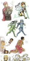 10 sketches meme by Envos-the-Bouncy