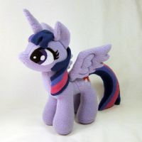 Princess Twilight Sparkle v2.0 by fabricninja