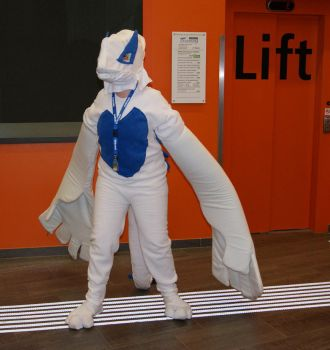 Lugia at the Aninite 2013 by Caimsen