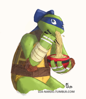 Ramen by fivefootoh