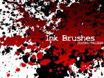 Ink Brushes by DistrictAliens