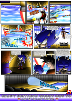 Sonic the Hedgehog Z #7 Pg. 13 May 2014 by CCI545