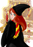 Lily of Gryffindor by Melitot