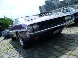 Dodge Challenger R/T (updated) by someoneabletofindana