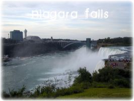 Beautiful Niagara by Rainbow826