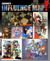 Exerionz's Influence Map 2 (My own version) by Exerionz