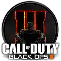 Call of Duty: Black Ops III (3) - Icon by Blagoicons