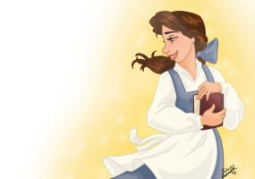 Belle by GirlWhoHatesWaiting